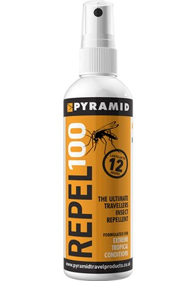 Repel 100 Mosquito Repellent 120Ml Bottle