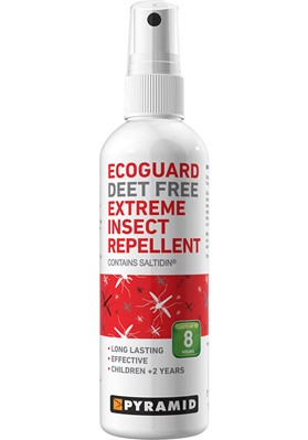 Ecoguard Extreme Saltidin Insect Repellent 120Ml Bottle