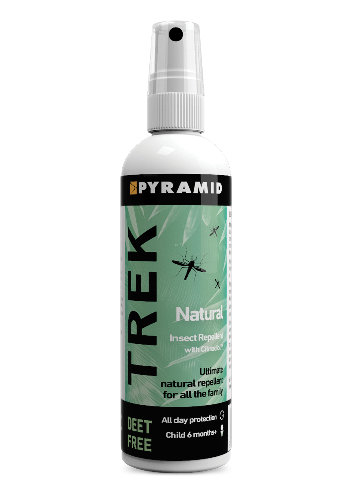 Trek Natural Mosquito Repellent Natural Insect Repellent