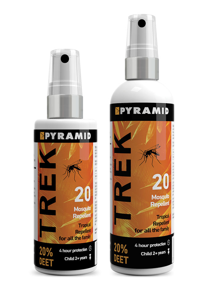 Deet Spray Trek 20