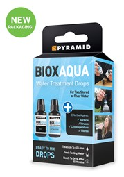Biox Aqua Water Treatment Drops New