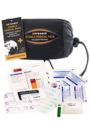 Sterile Medical Pack Bag And Contents