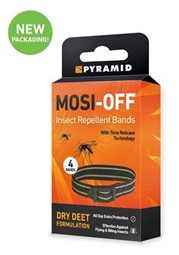 Mosi Off Insect Repellent Band