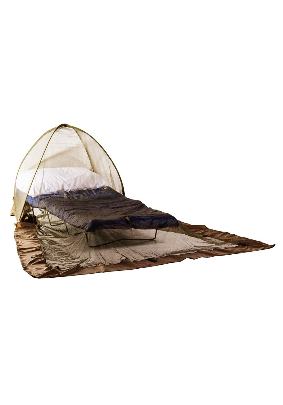 Pop Up Mosquito Net Green