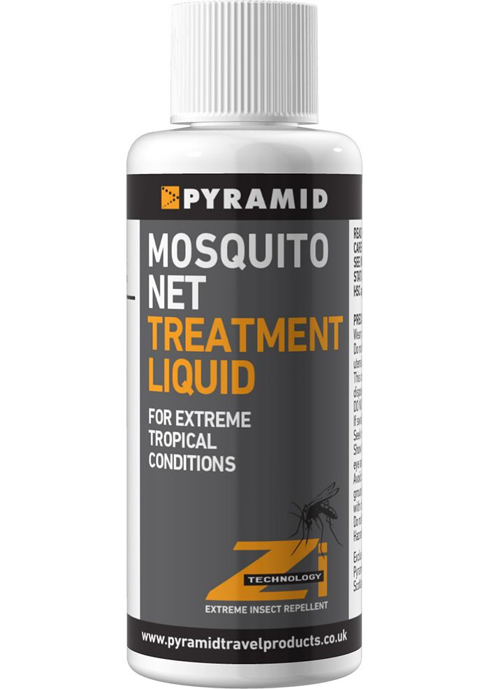 SI113 Permethrin Mosquito Net Treatment Compressor