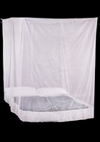 Box Double Mosquito Net White