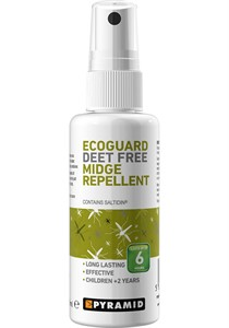 Ecoguard Midge Repellent 60Ml Bottle