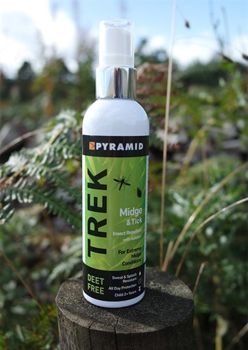 Midge Repellent Trek Midge And Tick Scottish Outdoors